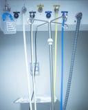 Traumatology orthopedic surgery hospital operating room Stock Photos