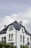 Traumhaus Lizenzfreie Stockfotografie