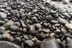 Trauminsel des schwarzen Felsens Koh Hin Ngam, Koh Lipe, Satun Pro Stockbilder
