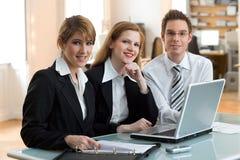 Traumteam für Erfolg Lizenzfreies Stockbild