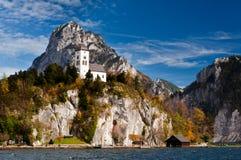 Traunkirchen, Autriche Photo stock