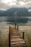 Traunkirchen, Traunsee Stock Photography