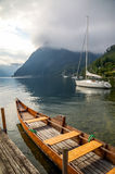 Traunkirchen, Traunsee Royalty Free Stock Photography