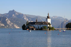 Traunsee Royalty Free Stock Images
