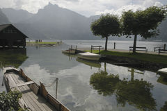 Traunsee Royalty Free Stock Photos