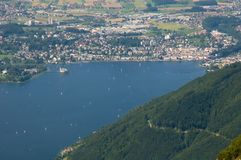 Traunsee, Austria Royalty Free Stock Image