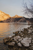 Traunsee Royalty Free Stock Image