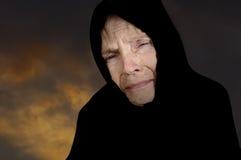 Traurige Frau Lizenzfreie Stockbilder