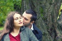 Traurige Paare lizenzfreie stockfotografie