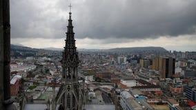 Traurigkeit von Quito Lizenzfreie Stockfotografie