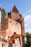Trausnitz Castle Στοκ φωτογραφία με δικαίωμα ελεύθερης χρήσης