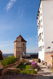 Trausnitz Castle Royalty Free Stock Image
