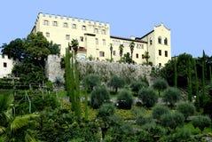 Trauttmansdorff Castle Royalty Free Stock Photo