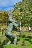 Trauttmansdorff-Schloss-Gärten, Merano, Italien Stockfotografie