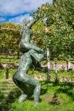 Trauttmansdorff-Schloss-Gärten, Merano, Italien Lizenzfreie Stockfotografie