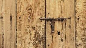 Trava e buraco da fechadura Fotografia de Stock Royalty Free
