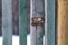 Trava oxidada pequena imagem de stock royalty free