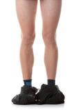 Travado com calças para baixo Imagens de Stock