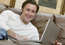 travail à domicile Photographie stock libre de droits