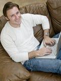 travail à domicile Image libre de droits