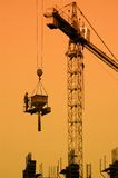 Travail concret Image stock