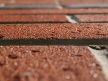 Travail de brique Image stock