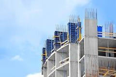 Travail de chantier de construction Image stock