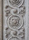 Travail de pierre de granit Photographie stock libre de droits