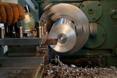Travail de production dans l'outil Images stock