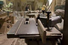 Travail du bois Image stock