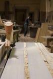 Travail du bois Images stock