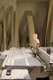 Travail du bois Photo stock