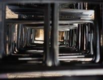 Travail en acier pour le renfort Image libre de droits