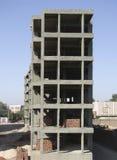 Travail structurel près d'Esna Images libres de droits
