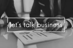 Travail Team Business Career Concept Photos libres de droits
