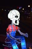 Travailleur de crâne Image stock