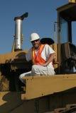 Travailleur de la construction photographie stock libre de droits