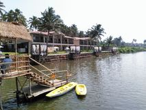 Traval в Goa стоковые фото