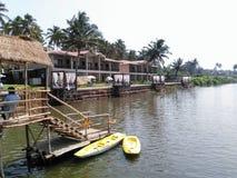 Traval i Goa Arkivfoton