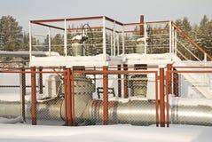 travas principais da Água-pressão de uma alta pressão Imagem de Stock