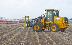 Travaux agricoles Photo stock