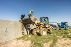 Travaux au travail Photo libre de droits