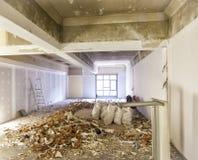 Travaux de construction Photo stock