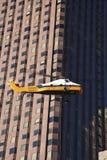 Travaux de construction Chicago du centre Photos stock