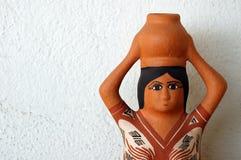 Travaux manuels mexicains photographie stock libre de droits