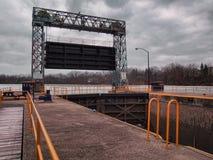 Trave CS/2, Seneca Falls, New York Fotos de Stock
