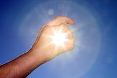 Trave o Sun Imagens de Stock Royalty Free