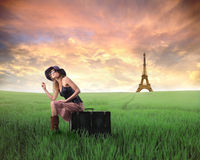 Travel royalty free stock photography