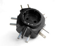 Travel Adapter Stock Photos