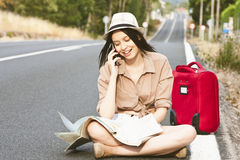 Travel and adventure Royalty Free Stock Images